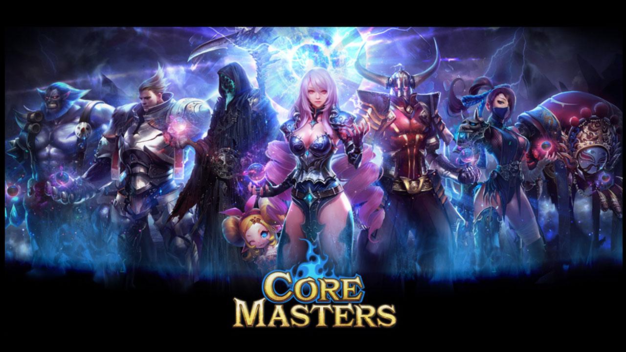 모바일게임 RTS : CORE MASTERS
