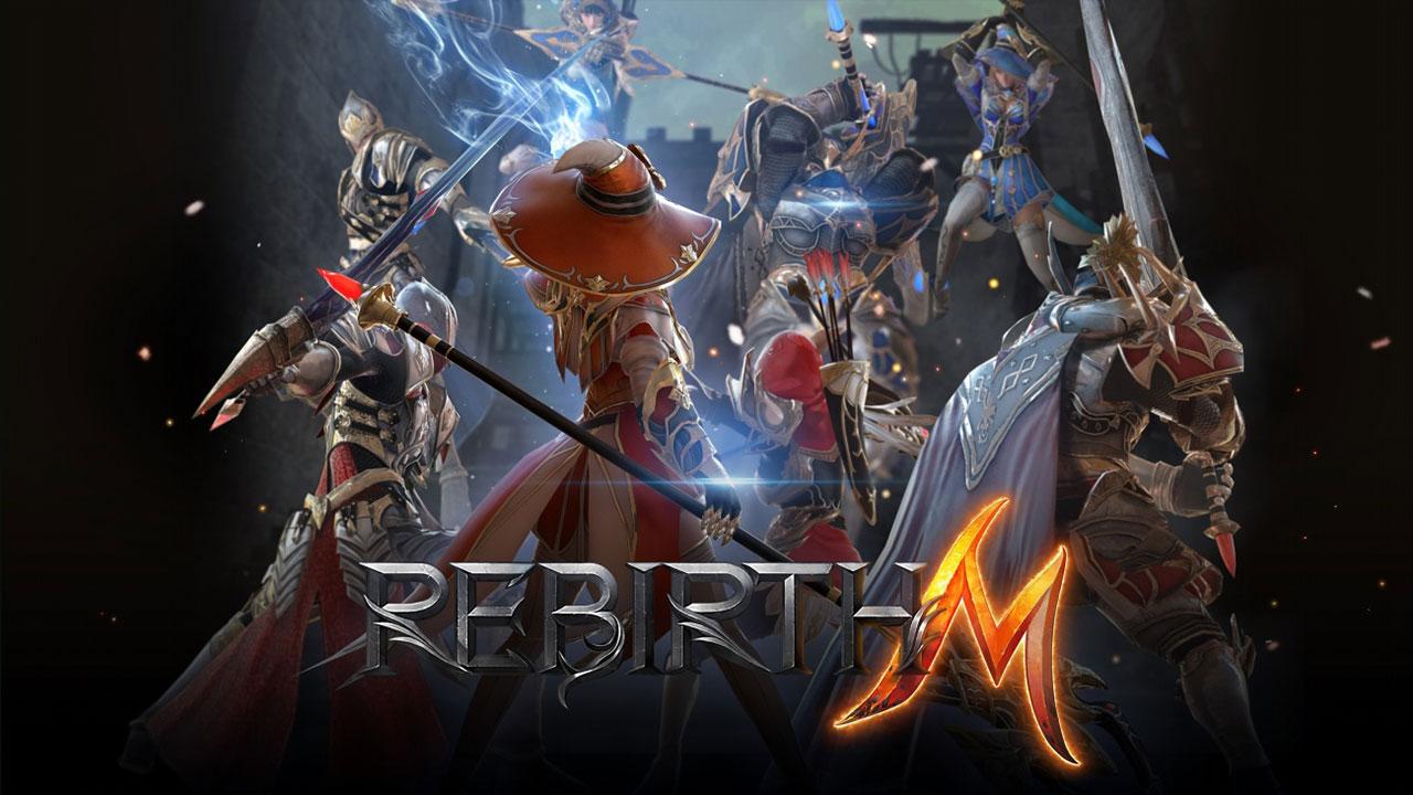 모바일게임 MMO : REBIRTH M