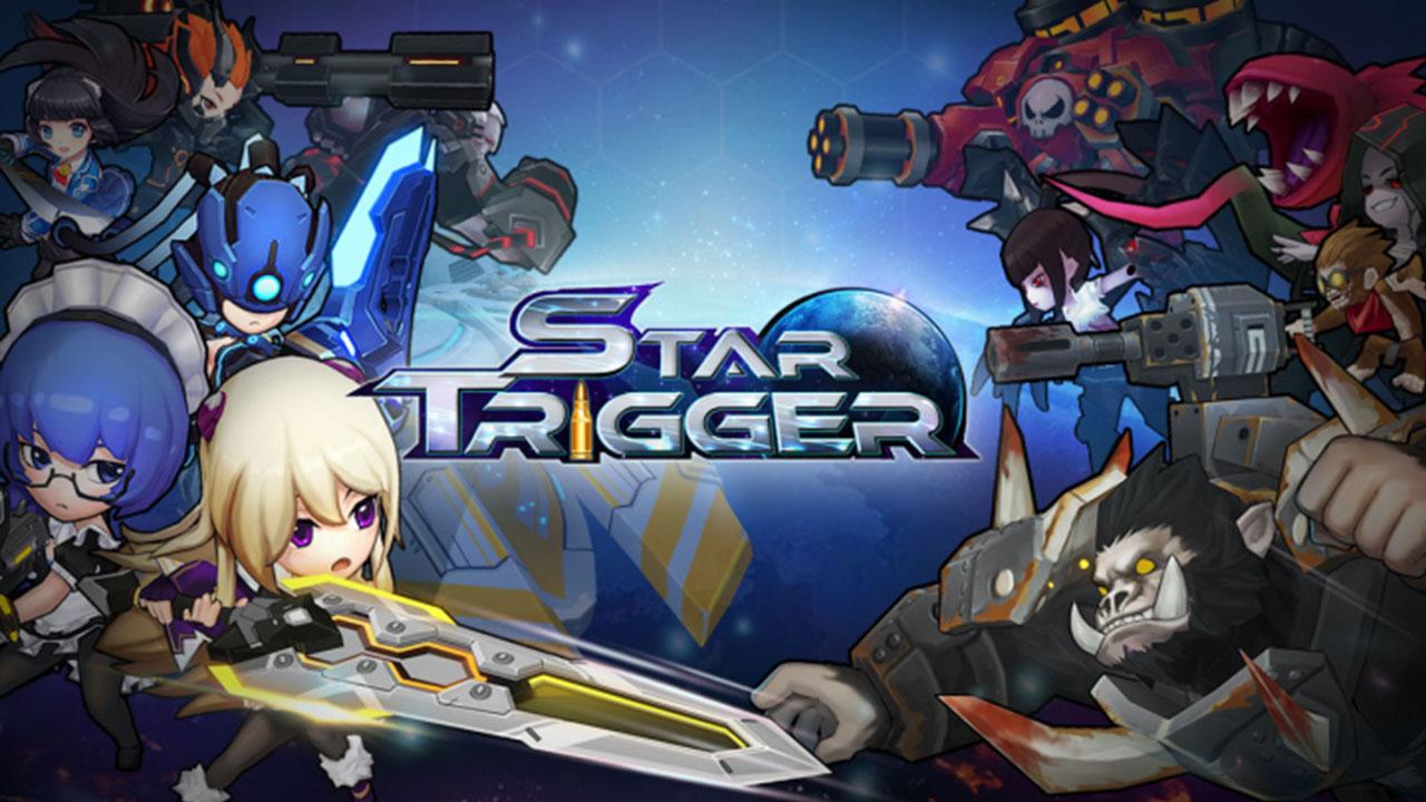모바일게임 ACTION : STAR TRIGGER